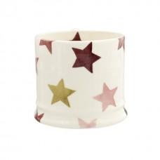'Pink & Gold stars' small mug Emma Bridgewater