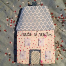 Patroon 'House of Needles' Pinkeep