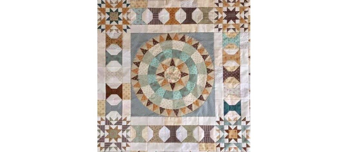 Claudine's Quilt Facebook Project