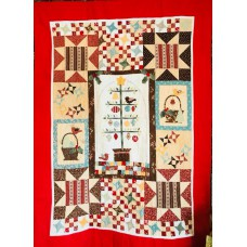 Patroon Friendship Tree quilt