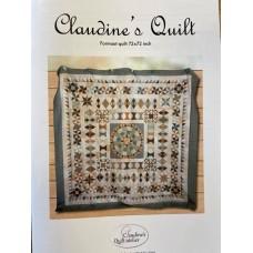 Claudine's Quilt patroon NL