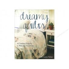 Boek Dreamy Quilts van Lydia Loretta Nelson