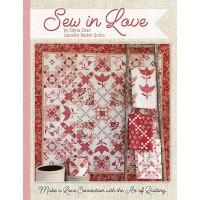 Boek Sew in love van Edyta Sitar