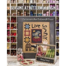 Boek Seasons at Buttermilk Basin