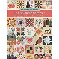 Boek The Splendid Sampler van Pat Sloan & Jane Davidson