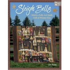 Boek Sleigh Bells van Jan Patek