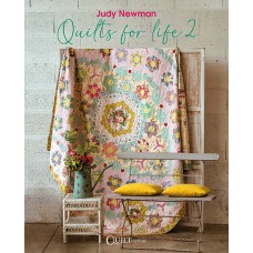 Boek Judy Newman ' Quilts for life 2'