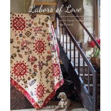 Boek Labors of Love, Secret Sewing Sisterhood