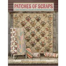 Boek Patches of scraps van Edyta Sitar