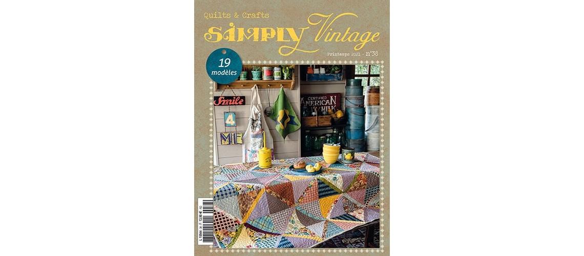 Simply Vintage no. 38