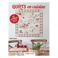Boek Quilts en Cuisine van Marie Suarez