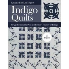 Boek Indigo Quilts van Kay en Lori Lee Triplett