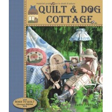 Boek Quilt & Dog cottage van Veronique Requena