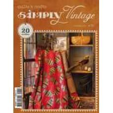 Simply Vintage no. 32