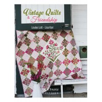 Boek Vintage Quilts & Friendship