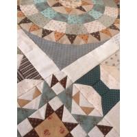 Stoffen pakket Claudine's Quilt Facebook project