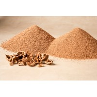 Ground walnut shells 300 gram