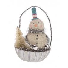 Sneeuwpop ornament