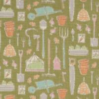 Tilda 'Tiny Farm' gereedschap groen
