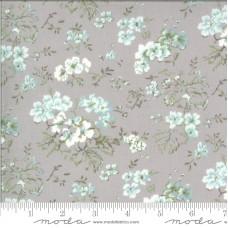 Moda, Brenda Riddle, Dover, grijs met bloemen
