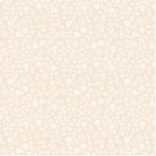 Makower, wit op wit bloempjes