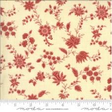 Betsy Chutchian 'Elinores Endeavor' kleine bloem rood