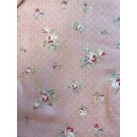 Lecien, Rococo & Sweet roze roosje