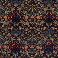 Moda, Best of Morris Fall, Blauw multi