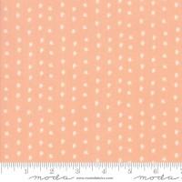 Moda, Cherri & Chelsi 'Summer Sweet' roze met witte sterretjes