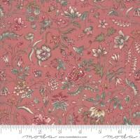 Moda, Regency Romance by Christopher Wilson Tate rood bloemen
