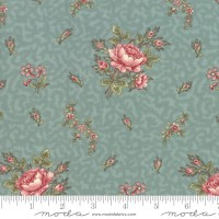 Moda, Regency Romance by Christopher Wilson Tate blauw rozen