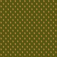 October Morning, Kim Diehl, groen blaadjes