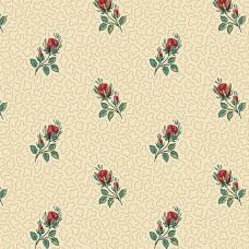 Di Ford 'Anne's English Scrapbox' creme rode rozen