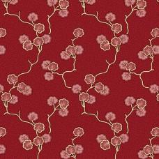 Di Ford 'Anne's English Scrapbox' rood bloemen