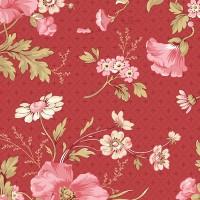 Edyta Sitar ' Sweet 16' Rood bloemen