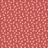 Edyta Sitar ' Sweet 16' Roze stip in blad
