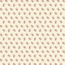 Edyta Sitar ' Sweet 16' Roze cirkel bloemen
