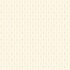 Edyta Sitar ' Sweet 16' Creme strepen roze beige