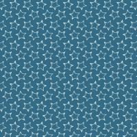 Edyta Sitar ' Perfect Union' donkerblauw sterretjes