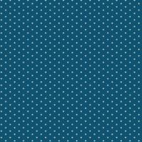 Edyta Sitar ' Perfect Union' donkerblauw kleine sterretjes