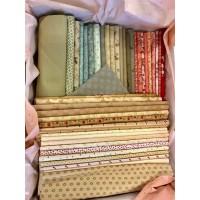 Stoffen pakket Claudine's Quilt 'Dorry Sweet