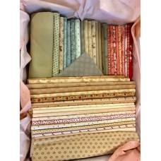 Stoffen pakket Claudine's Quilt 'Dorry Sweet'