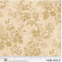 P&B Washingtonstreet Studio 'Historical Quilt Backs' beige achterkantstof