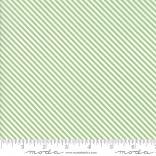 Moda 'Bloomington' groene diagonale streep