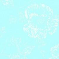 Benartex dubbelbrede achterkant stof seafoam