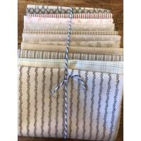 """Start pakket Claudine's Quilt """"Neutrale basics"""""""