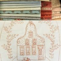 Start pakket Zaans Huisje Facebook project