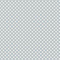 Tilda 'Apple Butter' lichtblauw witte stip