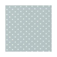 Lecien, Durham Quilt collection, lichtblauw stip