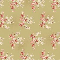Edyta Sitar ' Little Sweethearts' beige rood roze bloemen